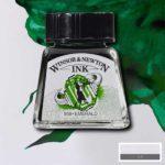 Ink-14ml-Emerald-Winsor-&-Newton