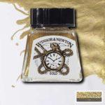 Ink-14ml-Gold-Winsor-&-Newton