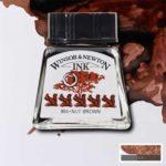 Ink-14ml-Nut-Brown-Winsor-&-Newton