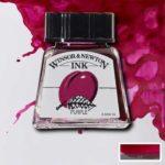 Ink-14ml-Purple-Winsor-&-Newton