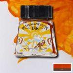 Ink-14ml-Sunshine-Yellow-Winsor-&-Newton