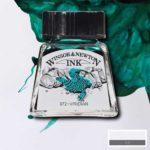 Ink-14ml-Viridian-Winsor-&-Newton