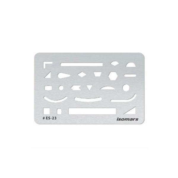 Isomars-Erasing-Shield-Single