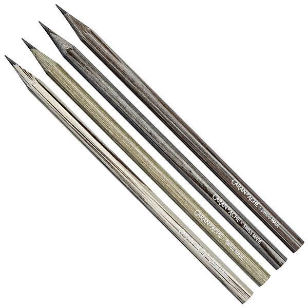 Les-Crayons-De-La-Maison-Pencils-Caran-Dache-Tips