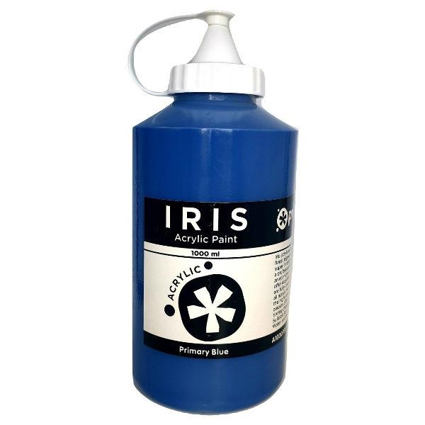 Prime-Art-Iris-Primary-Blue-Acrylic-Paint-1000ml