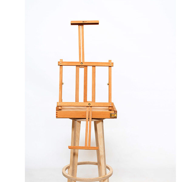 Renoir-Table-Box-Easel-folded-open-front-view