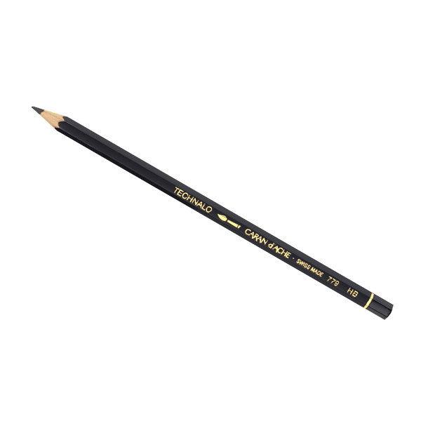 Technalo-Water-Soluble-Graphite-Pencils-CaranDache-Single
