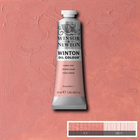 Winsor-&-Newton-37ml-Winton-Oil-Colour-Flesh-Tint
