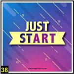 38-Just-start