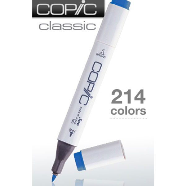 Copic Classic Markers Colors