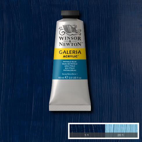 GALERIA ACRYLIC PHTHALO BLUE
