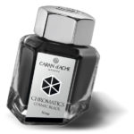 Ink-Bottle-50ml-Cosmic-Black-Caran-dAche
