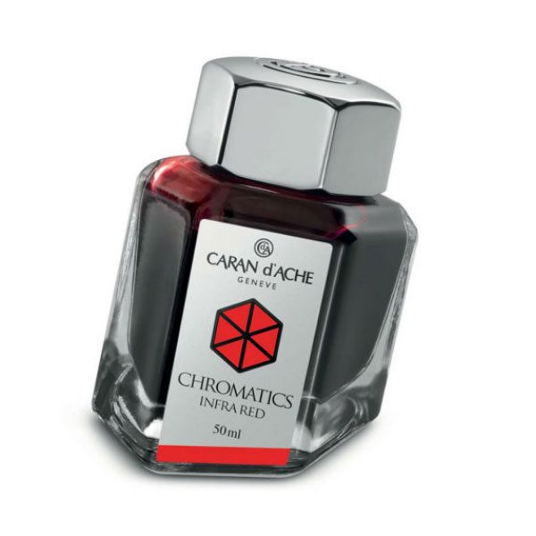 Ink-Bottle-50ml-Infra-Red-Caran-dAche