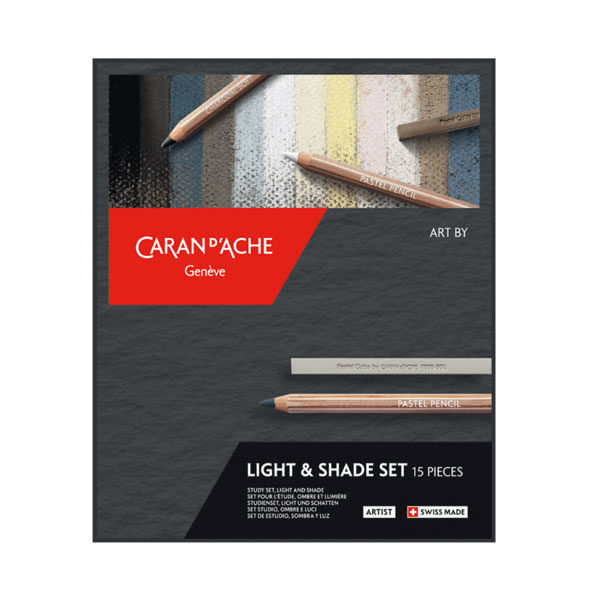 Light-&-Shade-Set-of-Pastel-Pencils-CarandAche