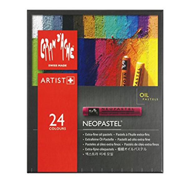 Neopastel-Front-Set-of-24-CarandAche