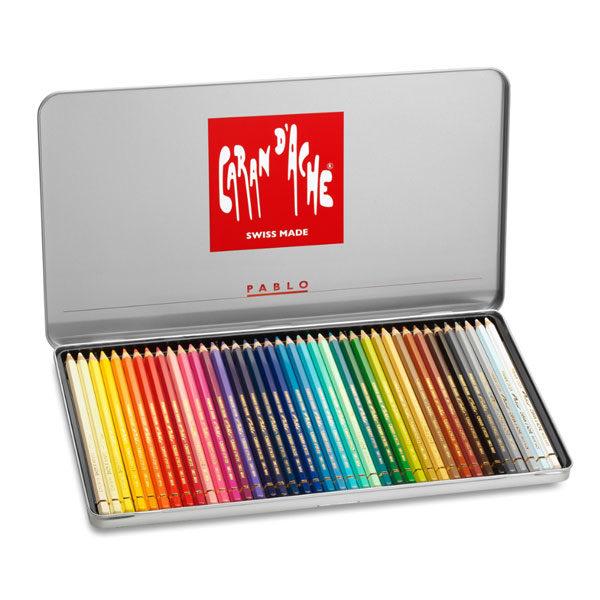 Pablo-Coloured-Pencil-Set-Of-40-Open-CarandAche