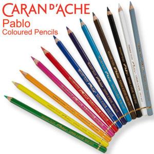 Pablo-Single-Coloured-Pencils-loose-CarandAche