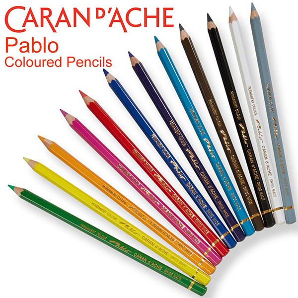 Pablo-Single-Coloured-Pencils-loose-CarandAche