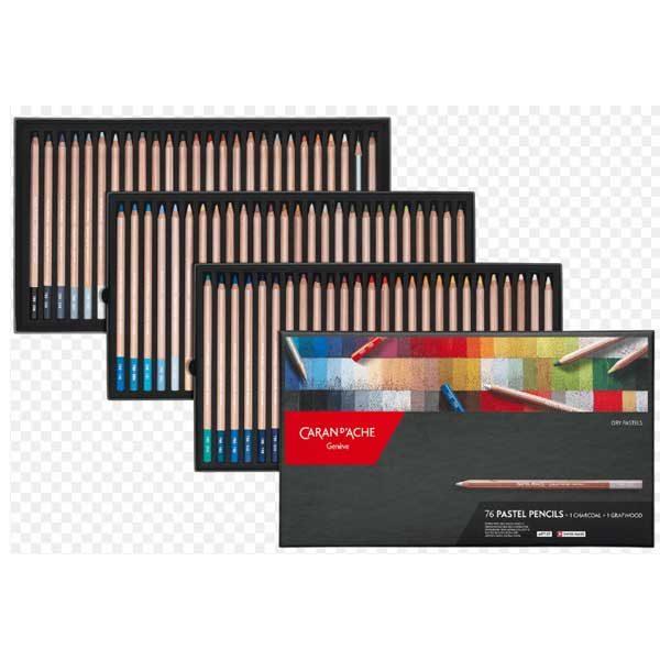 Pastel-Pencils-Set-of-76-CarandAche