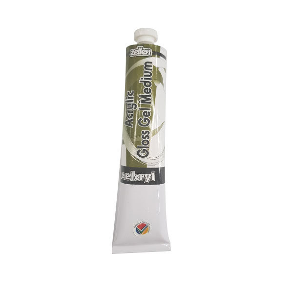 Zelcryl-Acrylic-Gloss-Gel-Medium-Zellen