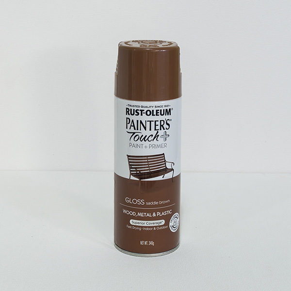 rust-oleum-painters-touch-spray-gloss-saddle-brown