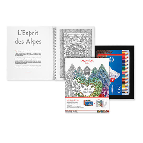 Art-Therapy-Spirit-of-the-Alps-Gift-Box-Caran-dAche