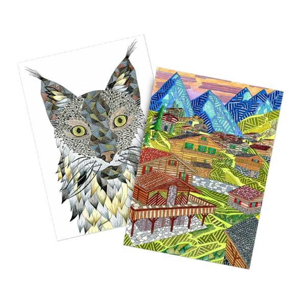 Art-Therapy-Spirit-of-the-Alps-Gift-Box-Caran-dAche-book-3