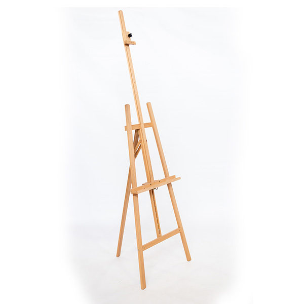 Bamboo-Easel-KB785-Side-View-Extended-Arm