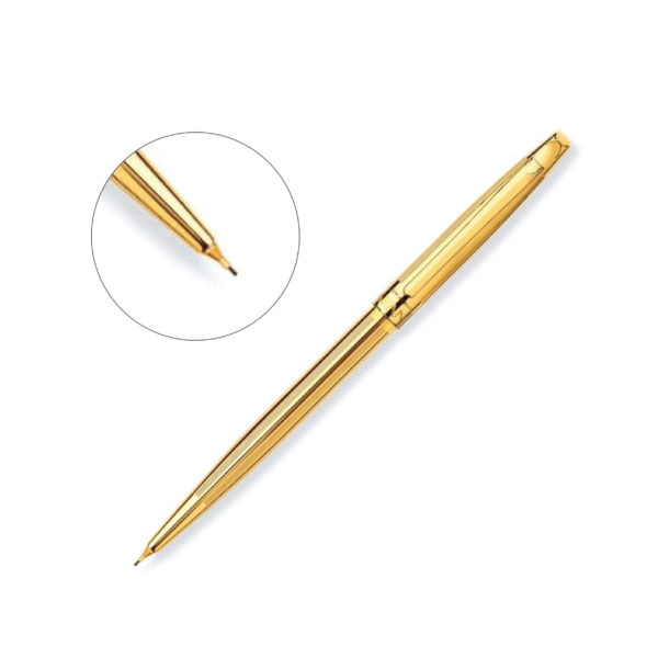 Madison 2 Cisele Gold plated Mechanical Pencil 0