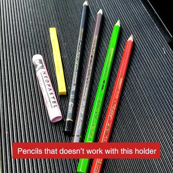 Pencils-that-does-not-work-with-the-Pastel-&-Pencil-Holder-from-Caran-dAche
