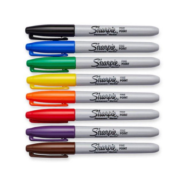 Sharpie-Special-Edition-Assorted-Permanent-Markers-30-Count-Box-Fine-Markers