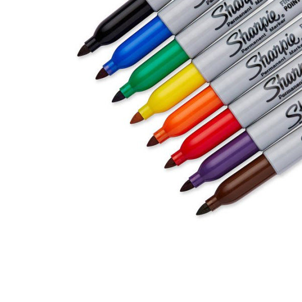 Sharpie-Special-Edition-Assorted-Permanent-Markers-30-Count-Box-Fine-Markers-Nibs