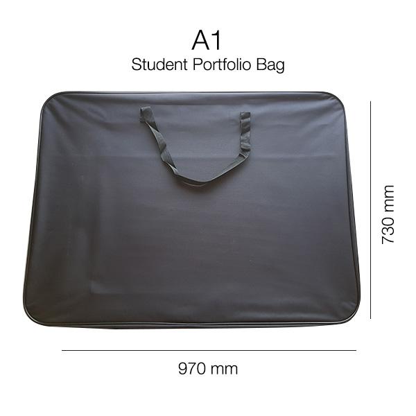 Student-Portfolio-A1-Size-Bag-with-sizes