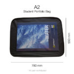 Student-Portfolio-A2-Size-Bag-with-A2-pad-for-comparison
