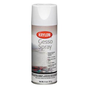 Gesso-Spray-Krylon