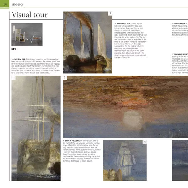 Great-Paintings-The-Worlds-Masterpieces-Explored-and-Explained-DK-Books-Pg-154