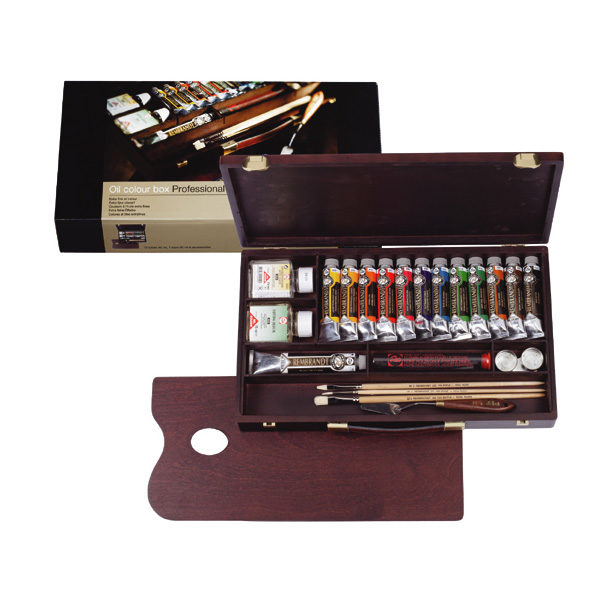 Rembrandt-Professional-Oil-Colour-Box-Royal-Talens