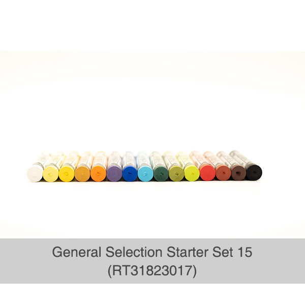 Rembrandt-Soft-Pastels-General-Selection-15-Set-Pastels-laid-out