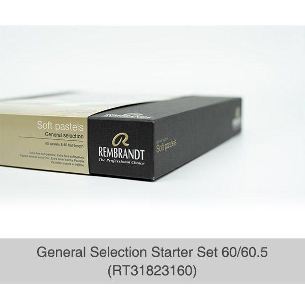Rembrandt-Soft-Pastels-General-Selection-Starter-Set-60&60,5-Box-Corner