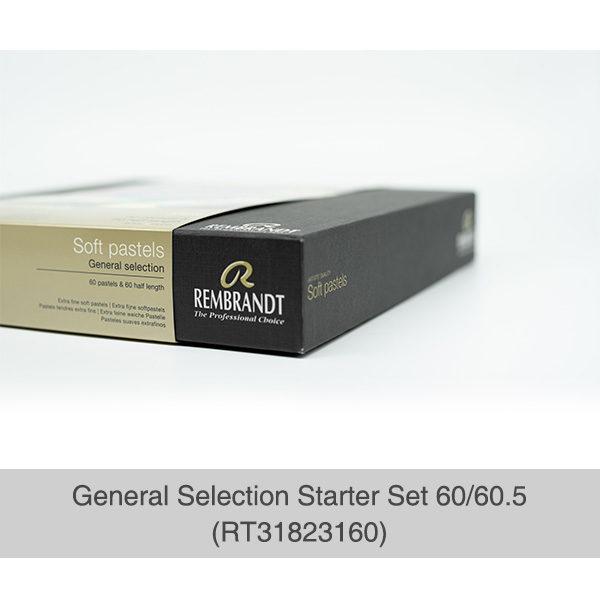 Rembrandt-Soft-Pastels-General-Selection-Starter-Set-60&60,5-Box-Corner