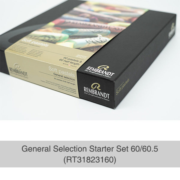 Rembrandt-Soft-Pastels-General-Selection-Starter-Set-60&60,5-Box-Corner-Top