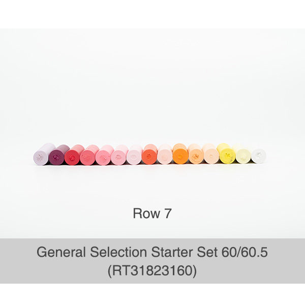 Rembrandt-Soft-Pastels-General-Selection-Starter-Set-60&60,5-Pastels-Row-7