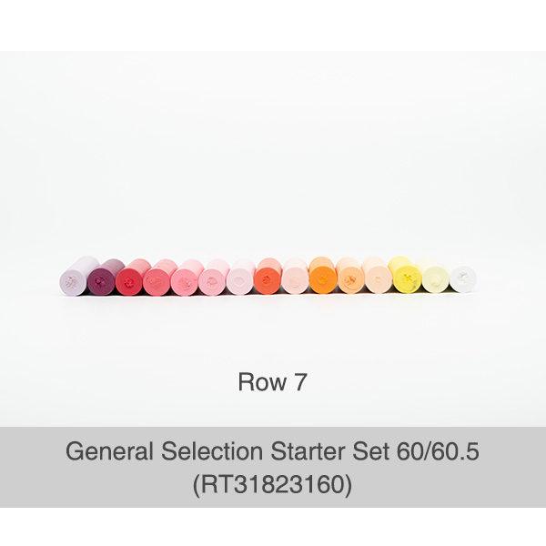 Rembrandt-Soft-Pastels-General-Selection-Starter-Set-60&60,5-Pastels-Row-7