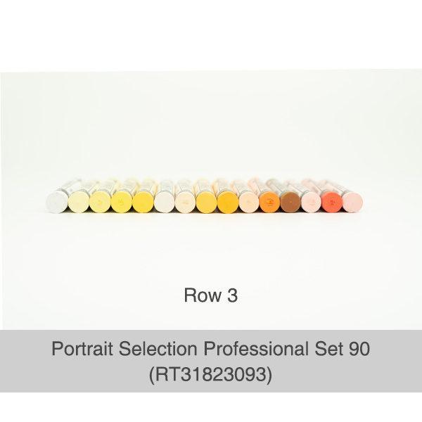 Rembrandt-Soft-Pastels-Portrait-Selection-Professional-90-Set-Pastels-Row-3-Colours