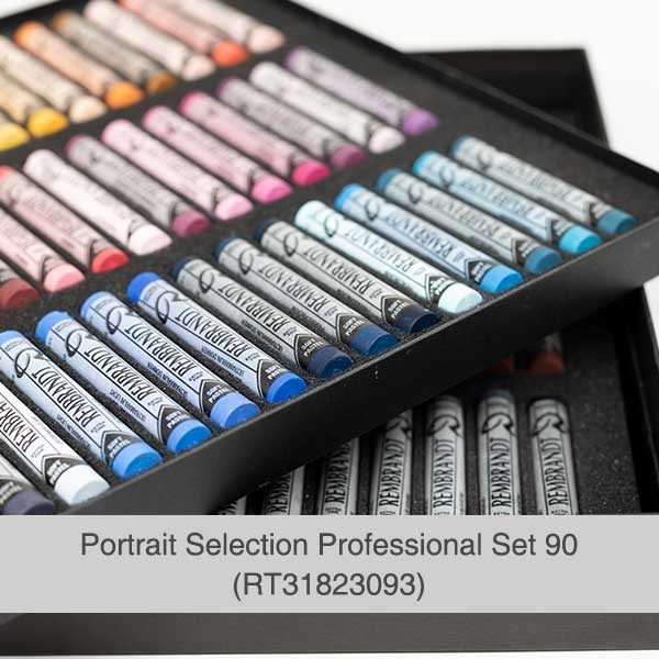 Rembrandt-Soft-Pastels-Portrait-Selection-Professional-90-Set-trays-filled-with-pastels