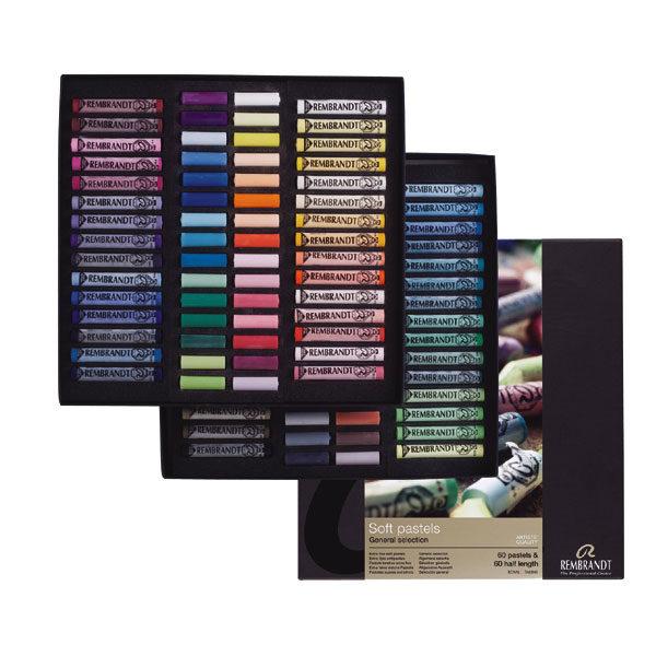 Rembrandt-soft-pastels-general-selection-Master-set-300C60-60.5