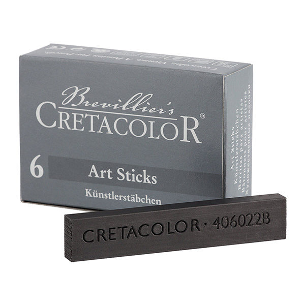 Sketching-Charcoal-Art-Sticks-Cretacolor