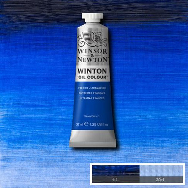 WINTON-OIL-COLOUR-FRENCH-ULTRAMARINE-37ml