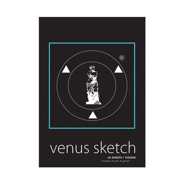 venus-sketch-pad-120gsm-20-sheets