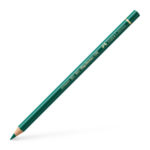 Polychromos colour pencil, Hooker´s green